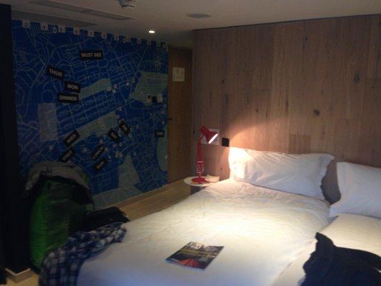 Grassmarket Hotel: hab 310