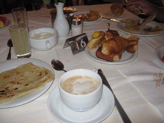 Alhambra Thalasso Hotel : La nostra colazione