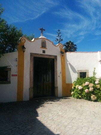 Quinta do Rio Touro: Entrance to the quinta