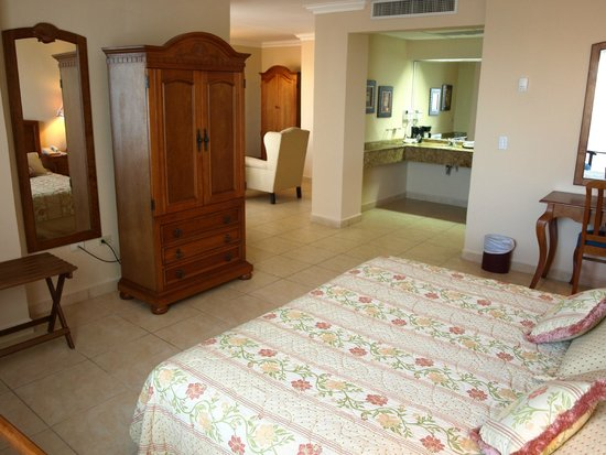Quinta Real Hotel and Convention Center: habitacion suite