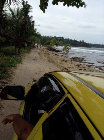 Tesoro Escondido: route pour s'y rendre