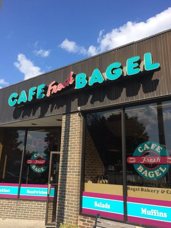 ‪Cafe Fresh Bagel‬