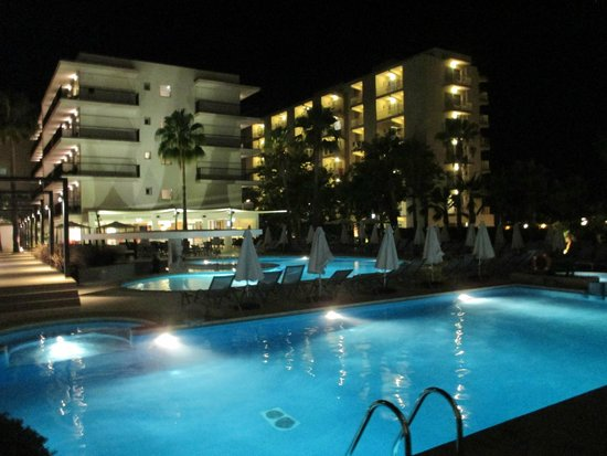Hotel JS Palma Stay: Hotel by night
