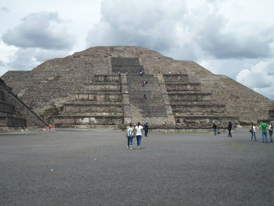 Zona Arqueologica Teotihuacan: Teotihuacán