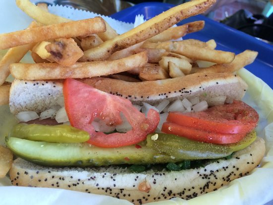 Stillwaters By The Bay: Chicago Dog