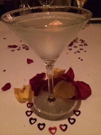 The Capital Grille: Lemon Drop Romance
