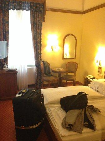 Hotel City Central: habitacion interna