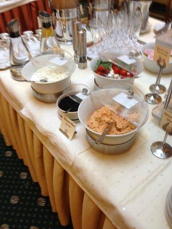 Hotel City Central: desayuno