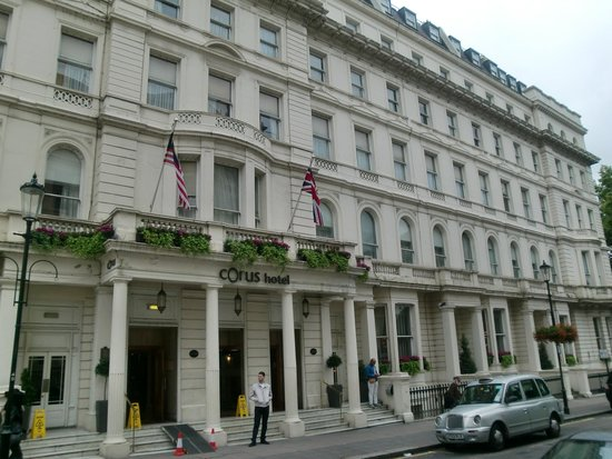 Corus Hotel Hyde Park London: 外観