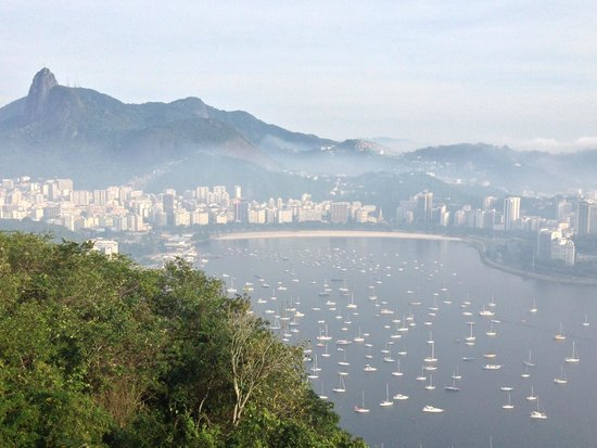 Rio Tours Operator : View from Sugar Loaf