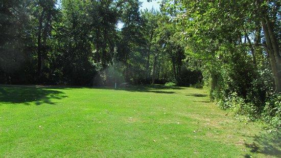 Rooks Park : Picnic area