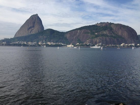 Rio Tours Operator : View of Sugar Loaf
