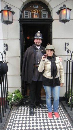 Sherlock Holmes Museum: Lugar pintoresco en Londres
