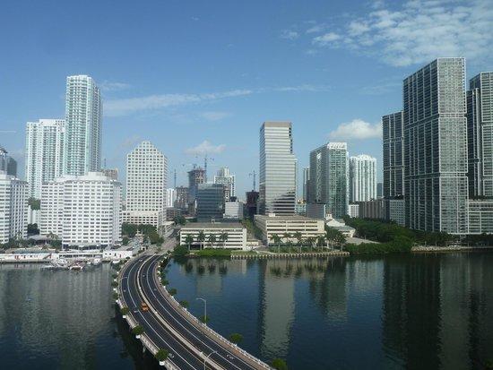 Mandarin Oriental, Miami: vue de la chambre