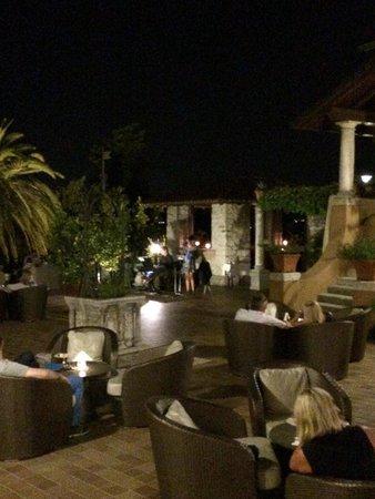 Hotel Villa del Sogno: Live music
