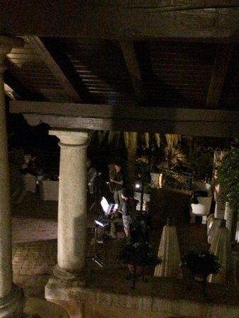 Hotel Villa del Sogno: Lisa Simmons concert