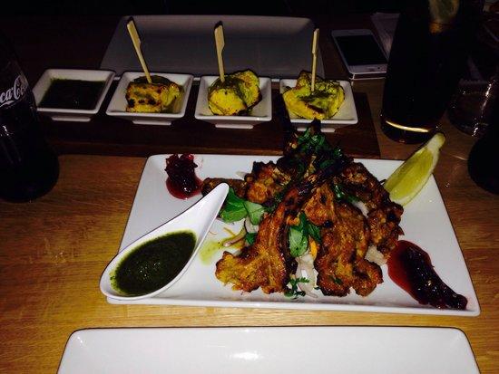 Ziya Asian Grill: Best lamb chops I've ever had