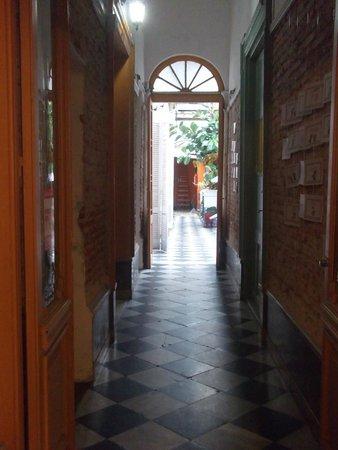 El Viajero Downtown Montevideo: Pasillo