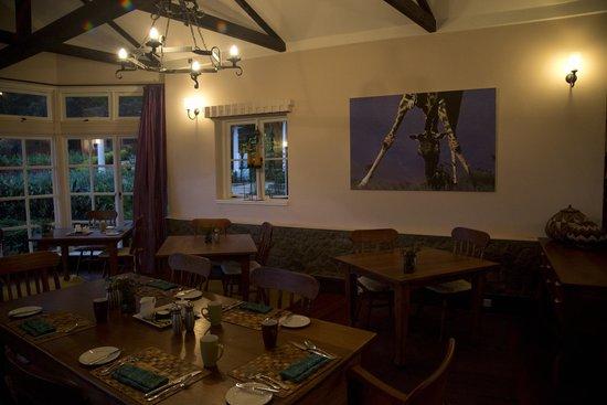 Gibb's Farm : Restaurant