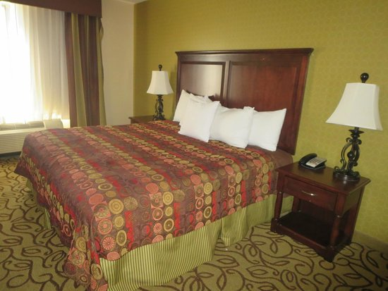Homewood Suites by Hilton Las Vegas Airport: first bedroom