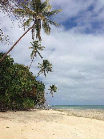 Leleuvia Island Resort: Beautiful beaches