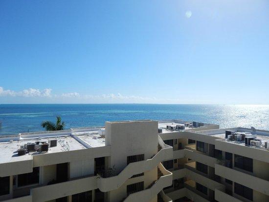 Occidental Costa Cancun : Vista desde la habitación