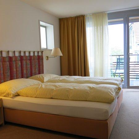 Hotel Schonbuhl: Номер в во втором корпусе