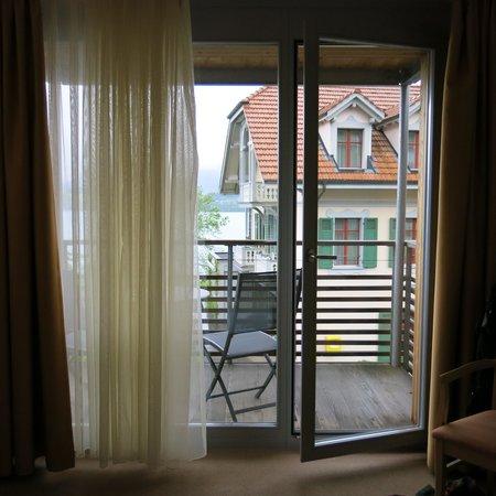 Hotel Schonbuhl: Номер во втором корпусе
