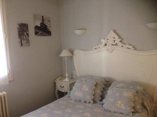 Hotel Alesia : La nostra camera!