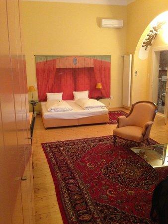 Hotel zum Dom: Habitación 19