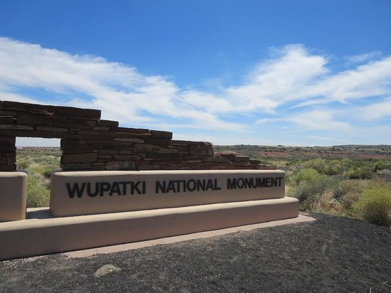 Wupatki National Monument : Entry to the Past