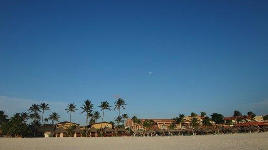 Praia de Manchebo Beach em frente ao Aruba Beach Club