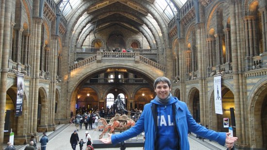 Natural History Museum: Un gran museo