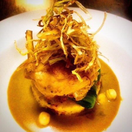 Minako at the Met Restaurant and Bar: Massaman Chicken