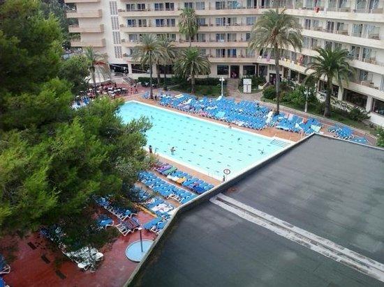 Jaime I Hotel : piscina