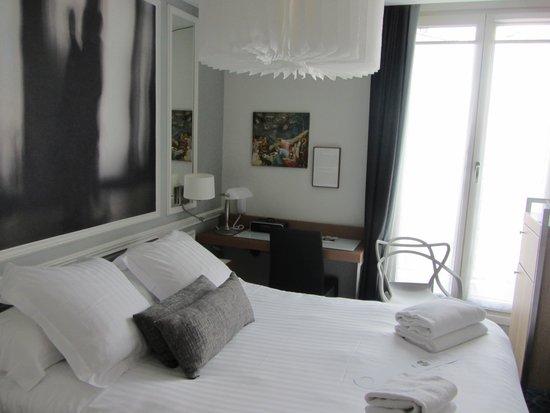 Best Western Premier Le Swann : Habitacion