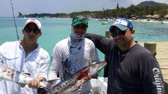 Early Bird Fishing Private Charters: Back to shore