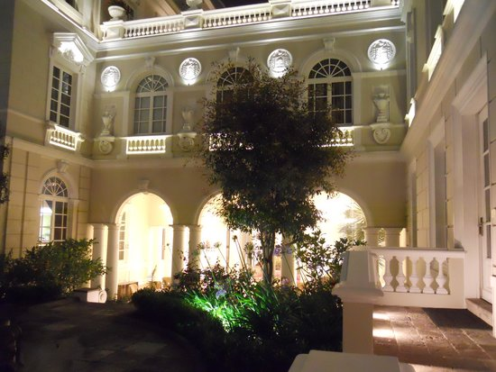 Casa Gangotena: Garden