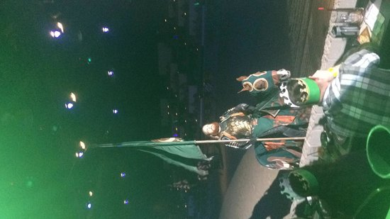 Medieval Times: Green Knight