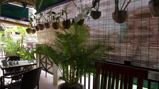 Schein Guesthouse & Restaurant: cozy restaurant area