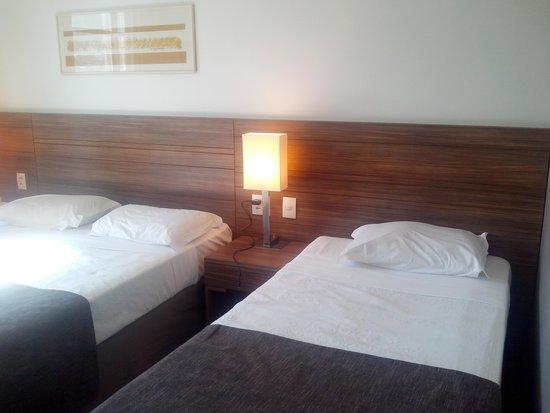 Premier Copacabana Hotel : Suite