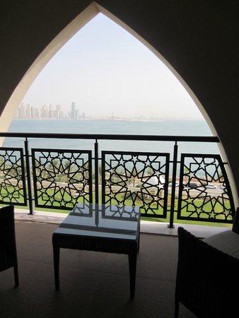 Jumeirah Zabeel Saray : View from balcony