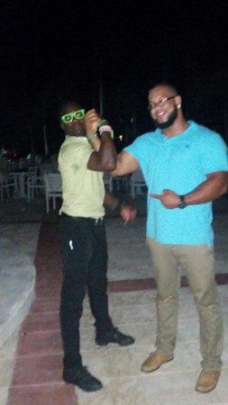Grand Bahia Principe La Romana: Gabi these guys were a awsome