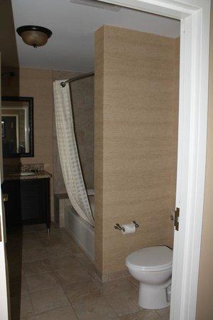 Embassy Suites by Hilton Savannah: 1st bathroom