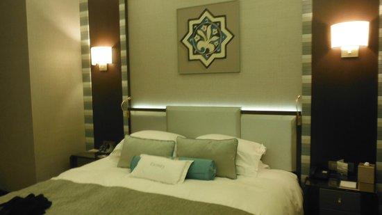 Marti Istanbul Hotel: Menu de travesseiros