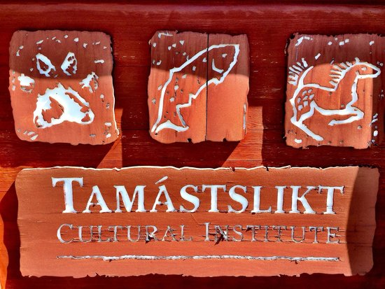 Tamastslikt Cultural Institute. Pendleton, Oregon. Photograph by Terry Hunefeld.