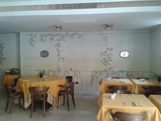 Hotel San Luca : sala prima colazione
