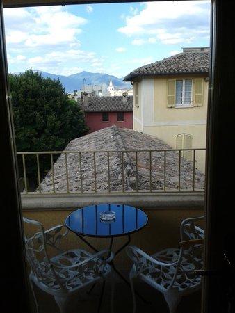 Hotel San Luca: vista dalla camera