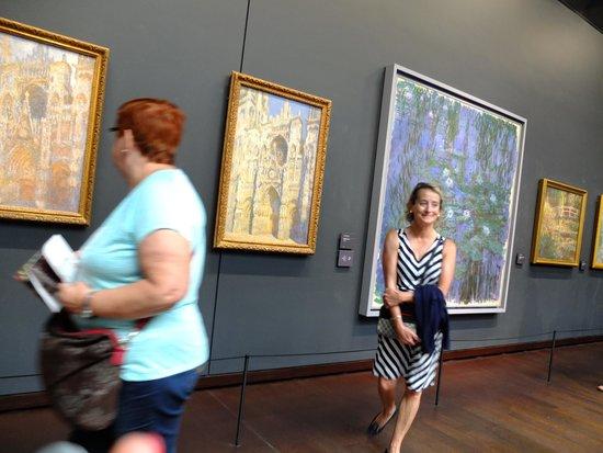 Musée d'Orsay : Main Impressionism Room