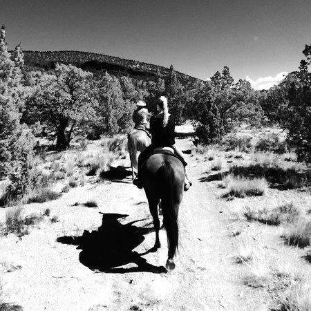 Brasada Ranch : Trail Ride